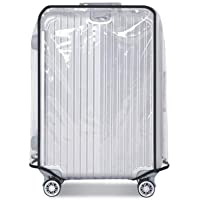 26 28 30 Inch Luggage Cover Protector Bag PVC Clear Plastic Suitcase Cover Protectors Travel Luggage Sleeve Protector