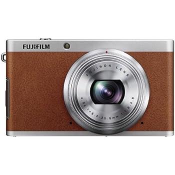 FUJIFILM デジタルカメラ XF1 光学4倍 ブラウン F FX-XF1BW