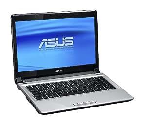 ASUS 14.0型ワイドノートPC UL80AG Windows7搭載モデル シルバー UL80AG-WX010VS