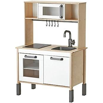 IKEA(イケア) DUKTIG 29874534 ミニキッチン, バーチ材合板, ホワイト
