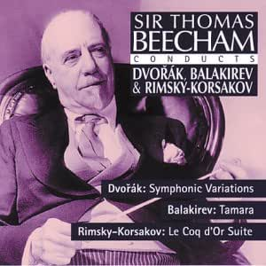 Dvorak: Symphonic Variations