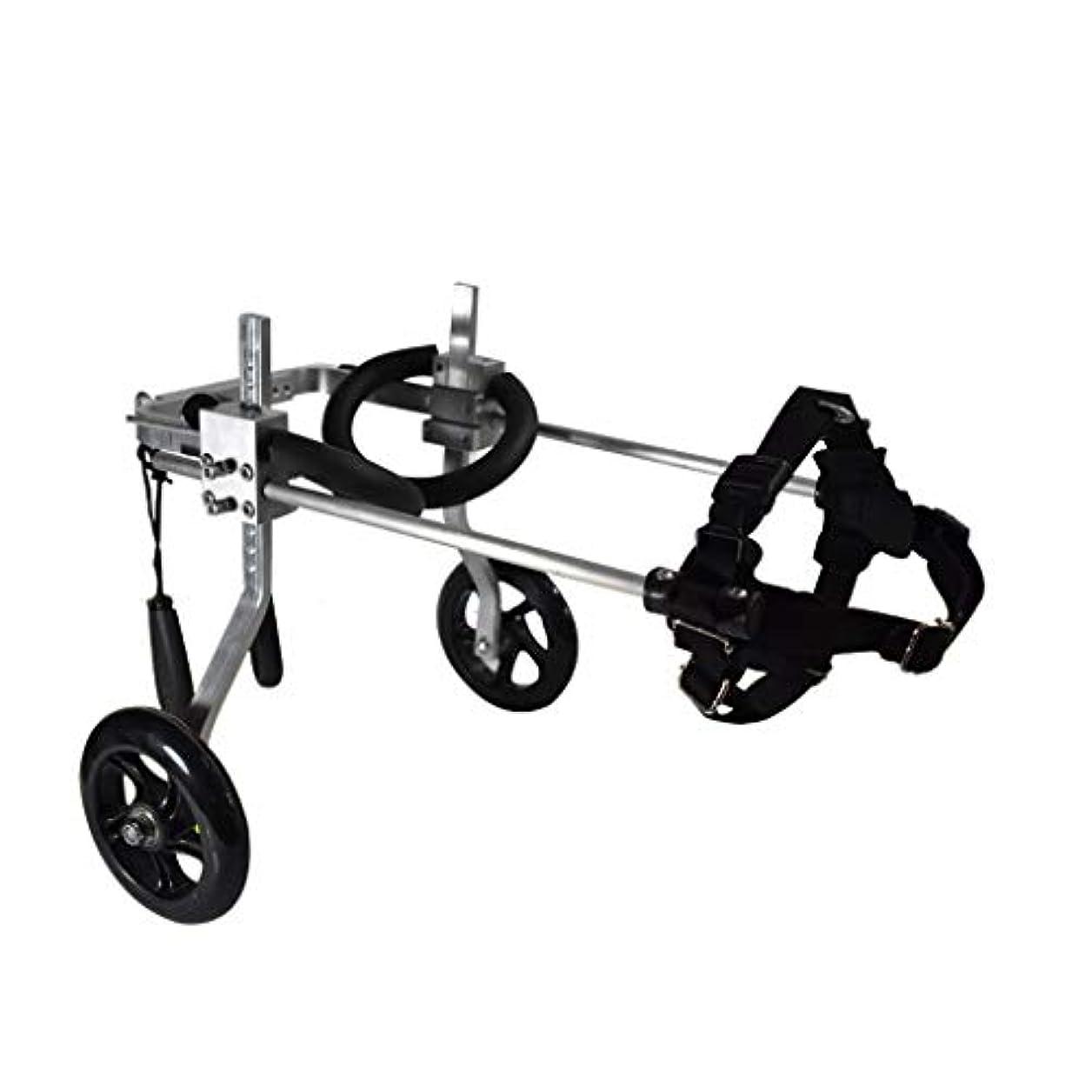 交じる開梱落胆するDNSJB 調節可能な犬車椅子用犬の後ろ足のリハビリテーション、身体障害者用犬のスクーター犬のカート犬の移動性ハーネス