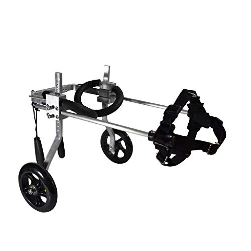 実行する顕現通信網IVHJLP 調節可能な犬車椅子用犬の後ろ足のリハビリテーション、身体障害者用犬のスクーター犬のカート犬の移動性ハーネス