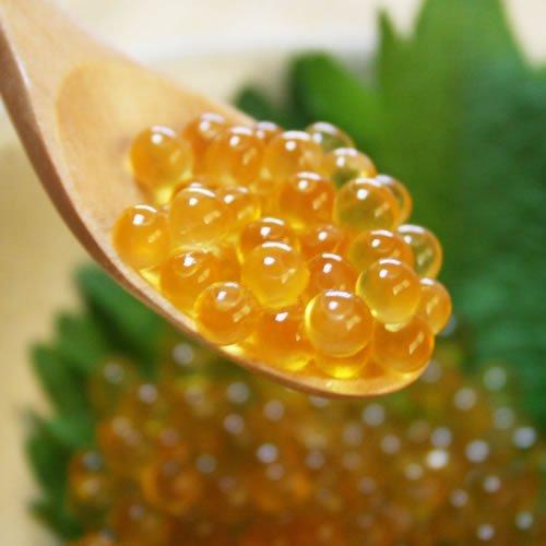 山女魚・岩魚 黄金イクラ ぷちぷち食感 希少な黄金いくら 山梨の清流 (限定数量販売)