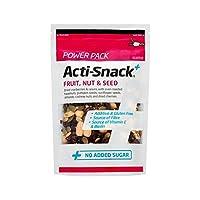 フルーツ、ナッツ&シードパワーパック250グラム (Acti-Snack) (x 6) - Acti-Snack Fruit, Nut & Seed Power Pack 250g (Pack of 6)