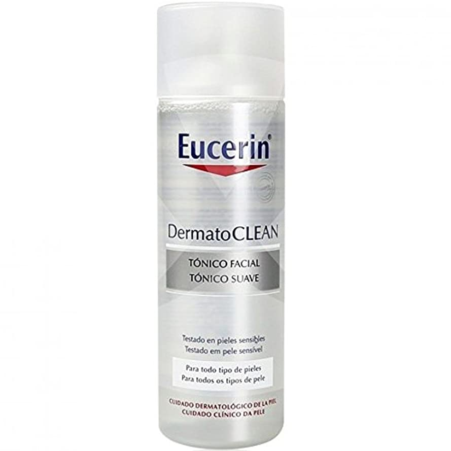 絶対に占める保護するEucerin Dermatoclean Tonico Facial 200Ml