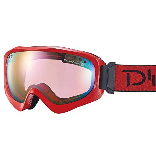 【国産ブランド】DICE(ダイス) スキー スノーボード ゴーグル ジャックポット 偏光 ミラー プレミアムアンチフォグ JP81361R