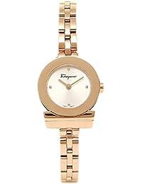 d839d904d7 [フェラガモ] 腕時計 レディース Salvatore Ferragamo FBF040016 ローズゴールド ...