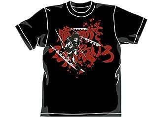 武装錬金 斗貴子 Tシャツ ブラック : サイズ M