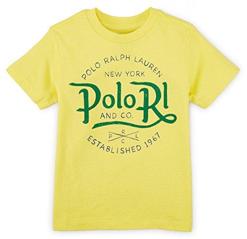 POLO Ralph Lauren【ポロ・ラルフローレン ジュニア用 ロゴ Tシャツ 半袖 3215...