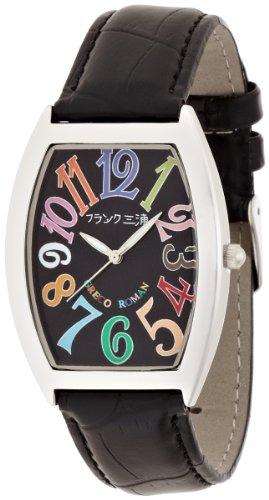[フランク三浦]MIURA 零号機(旧) FM00K-CRBK  腕時計