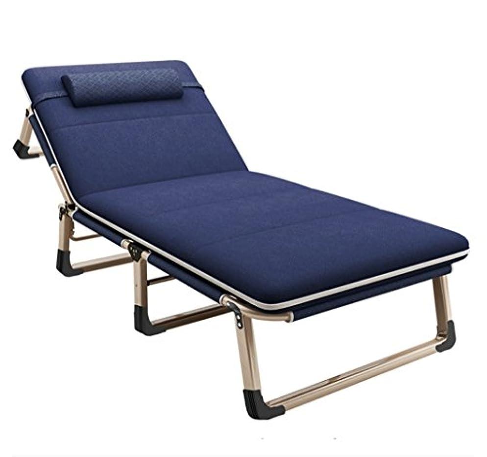 北お祝い累計HONEI 折りたたみ式ベッド リクライニング式 チェアーベッド 枕つき アウトドアチェア ゼログラビティ 耐荷重200kg