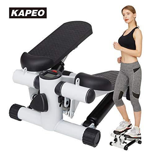 KAPEO 3D ステッパー 有酸素運動 踏み台 運動 室内 エクササイズ 健康エクササイズ器具 B07TBWJ18J 1枚目