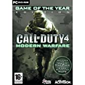 Call of Duty 4: Modern Warfare Game of the Year Edition (輸入版 EU)