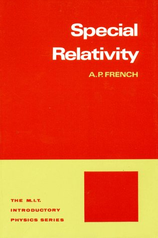 Download Special Relativity (M.I.T. Introductory Physics) 0393097935
