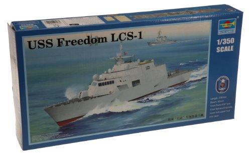 1/350 アメリカ海軍 沿海域戦闘艦 LCS-1 フリーダム