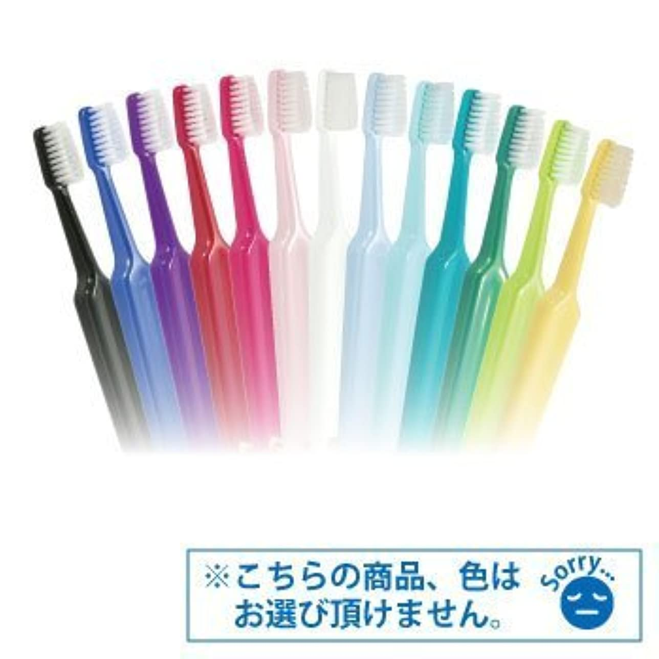 先視力撤回するTepe歯ブラシ セレクトコンパクト /ソフト 20本入り