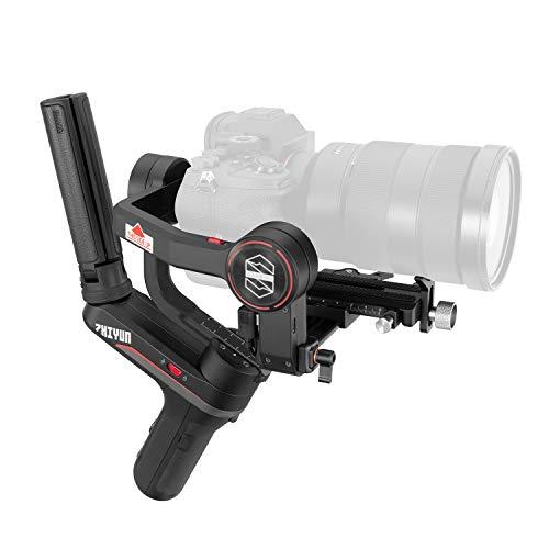 Zhiyun WEEBILL S(アップグレード版)ミラーレスカメラおよびソニー用3軸ハンドヘルドジンバルスタビライザーA7S A7M3 A7R3 A7R2 A7S2 A6500 A6300 A6000 Panasonic GH5 GH5s