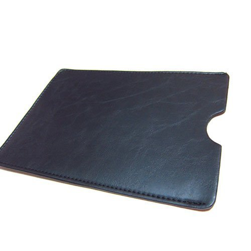 SLSC タブレットケース KAIHOU KH-MID700 [7インチ(800x480)]対応 高品質PUレザー素材(ブラック)
