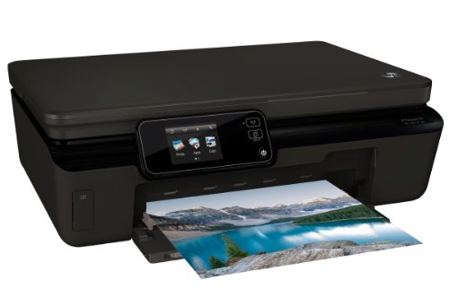 HP Photosmart 5521 A4カラー複合機 (ワイ...