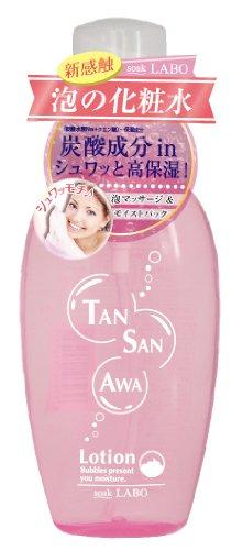 ソークラボ 泡の化粧水 210mL