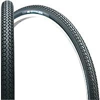 IRC WO 27X1-3/8 シティポップス超快適(80型) 黒 日本製タイヤ&チューブ各2本セット