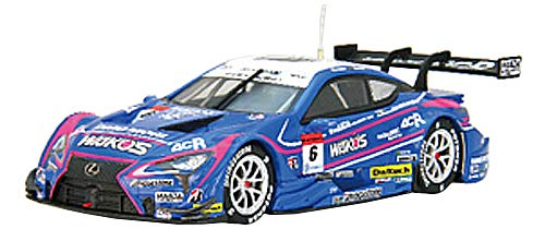 EBBRO 1/43 WAKO'S 4CR LC500 SUPER GT GT500 2018 No.6 完成品