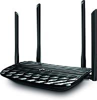TP-Link WiFi 無線LAN ルーター 11ac MU-MIMO ビームフォーミング 全ポートギガビット デュアルバンド AC1200 867 + 300Mbps Archer C6