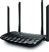 【Amazon.co.jp 限定】TP-Link WiFi 無線LAN ルーター 11ac MU-MIMO ビームフォーミング 全ポートギガビット 867 + 300Mbps Archer C6 3年保証