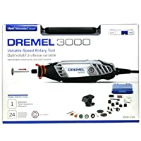 DREMEL 3000シリーズ・ロータリーツール(24アクセサリー付) [西日本用] [イーグル模型][#DRE3000124]