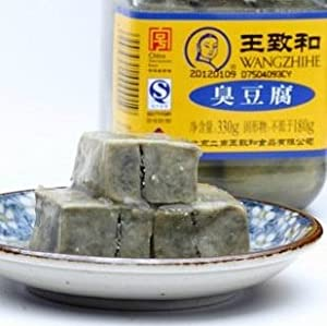 王致和臭豆腐乳 330g