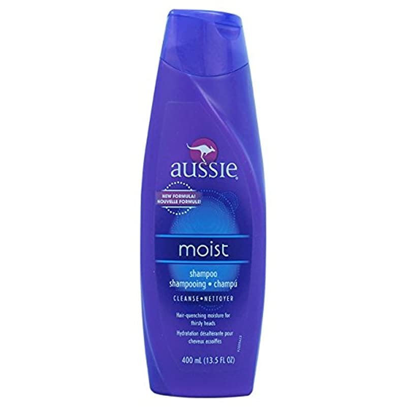 パトワ王子頭蓋骨Aussie Moist Shampoo 400 ml (並行輸入品)