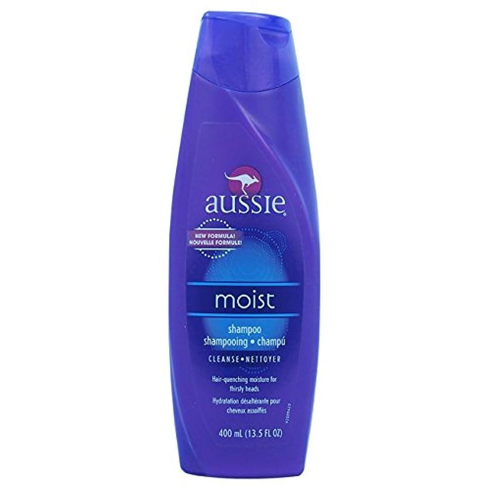 尾バルブ差別的Aussie Moist Shampoo 400 ml (並行輸入品)