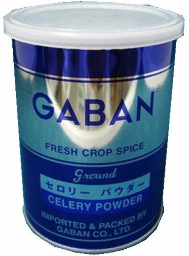 ギャバン セロリー パウダー 200g 缶