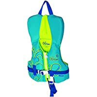 O'Brien Girls Infant Neoprene Life Jacket, Infant by O'Brien