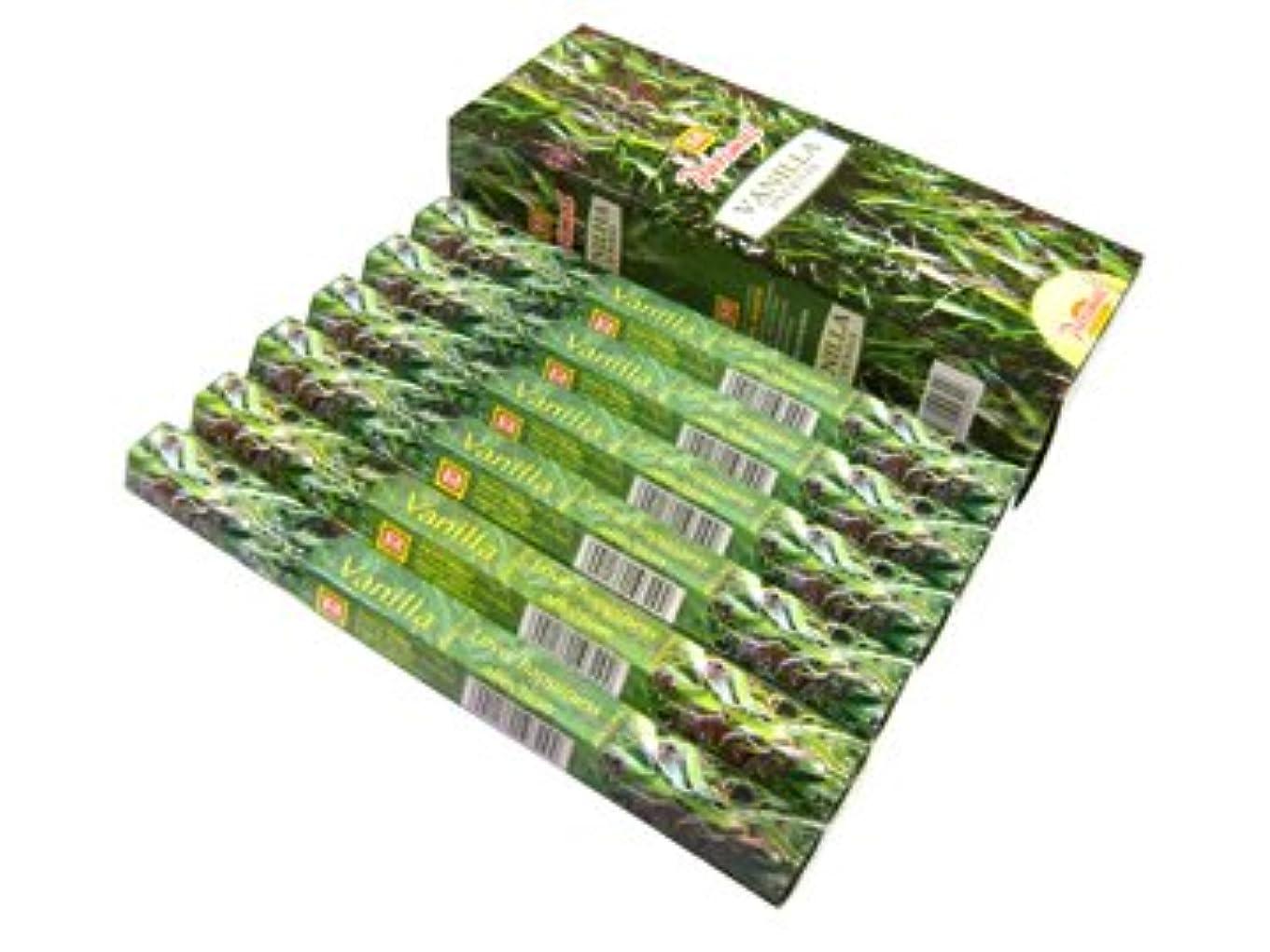 密輸植物のテーブルPARIMAL(パリマル) バニラ香 スティック VANILLA 6箱セット
