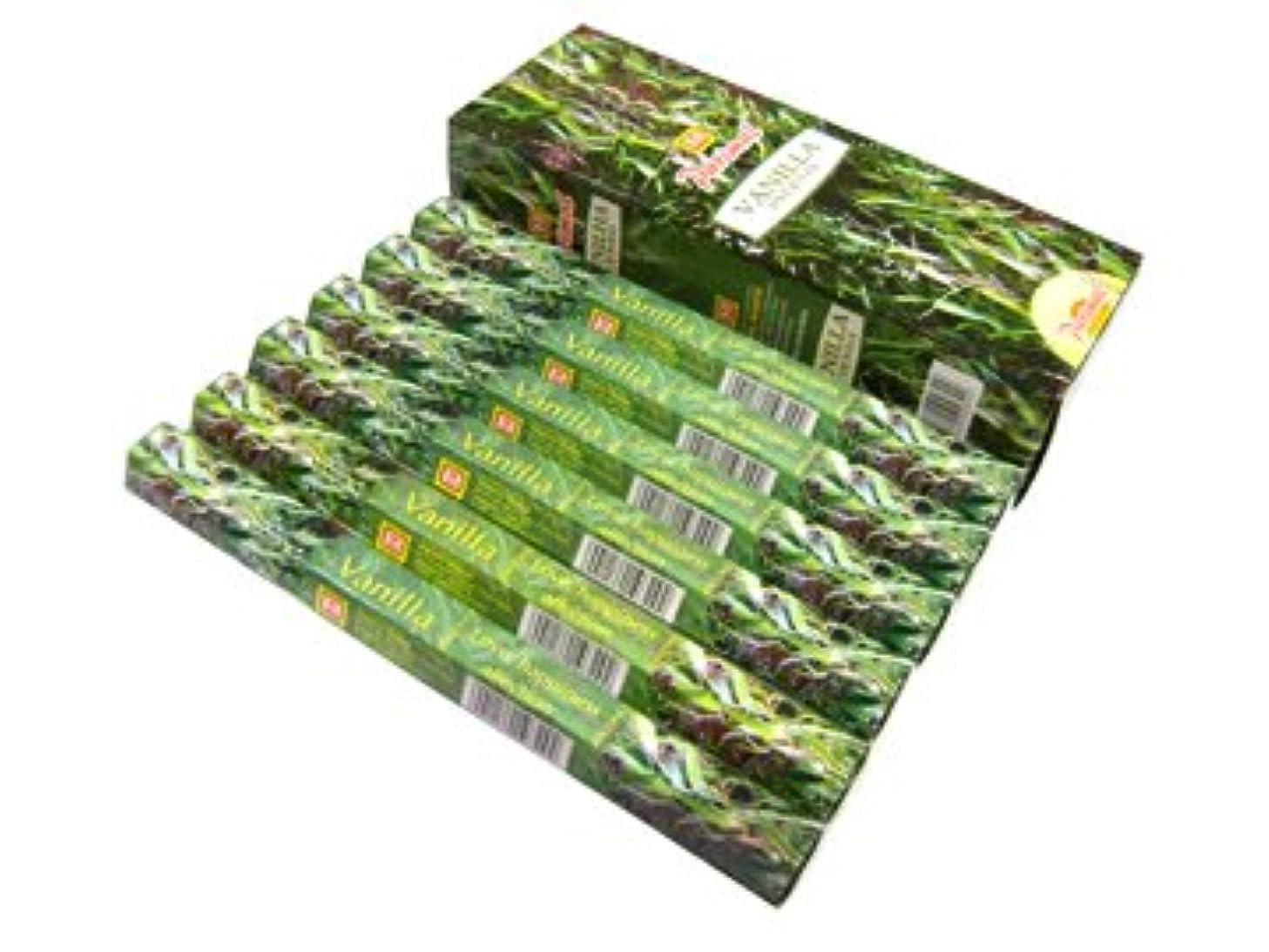 鳥国勢調査貴重なPARIMAL(パリマル) バニラ香 スティック VANILLA 6箱セット