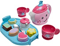 Fisher-Price Laugh & Learn Sweet Manners Tea Set Helps develop: