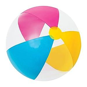 INTEX(インテックス) ビーチボール パラダイス ビーチボール 61cm 59032 【色指定不可】 [日本正規品]