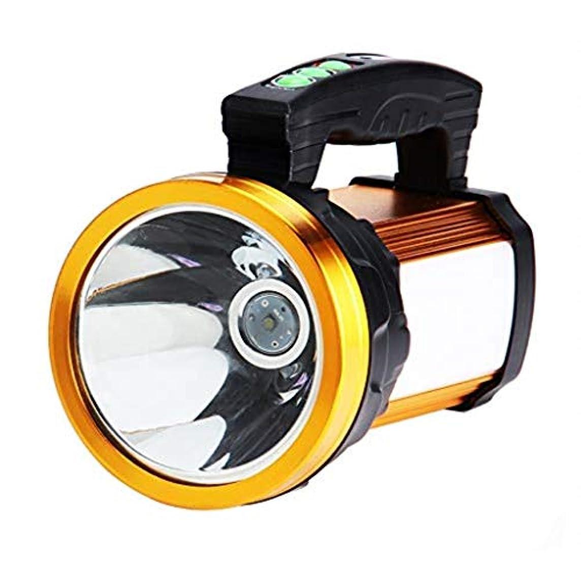 羽交通残酷夜釣りのキャンプのパトロールの電気トーチのための懐中電燈LEDの長期500メートル