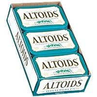 アルトイズ キャンディー 12パック (Wintergreen ウインターグリーンミント味)
