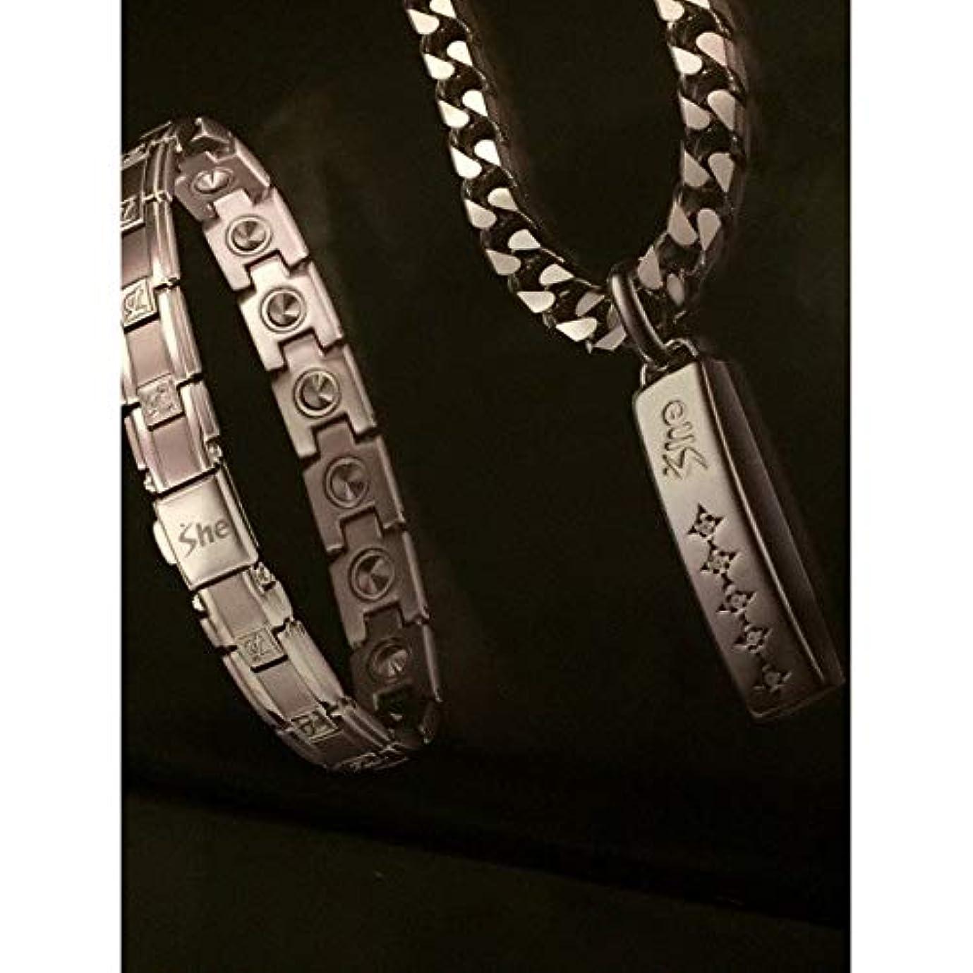 羊制裁ハンカチレダシルマ She1000 ネックレス&スーパーブレスレット 限定セット プチシルマのジュエリーコレクション Leda