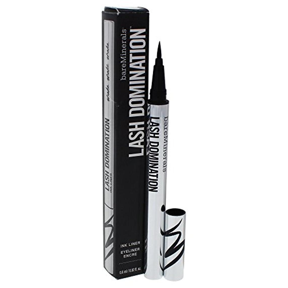 分析的時制天文学ベアミネラル BareMinerals Lash Domination Ink Liner - Intense Black 0.6ml/0.02oz並行輸入品