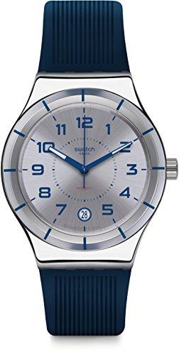[スウォッチ]SWATCH 腕時計 SISTEM51 IRONY(システム51 アイロニー) 機械式自動巻き SISTEM NAVY YIS409 メンズ 【正規輸入品】