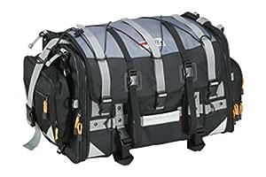 タナックス(TANAX) MOTOFIZZ キャンピングシートバッグ2 /グレーMFK-026[可変容量59-75ℓ]