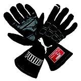 PUMA PUMAレーシンググローブ FURIO(フーリオ)ブラック 内縫いタイプ FIA公認 サイズ10(L)