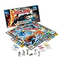 Monopoly Fantastic Four Collectors Edition Game (2005)