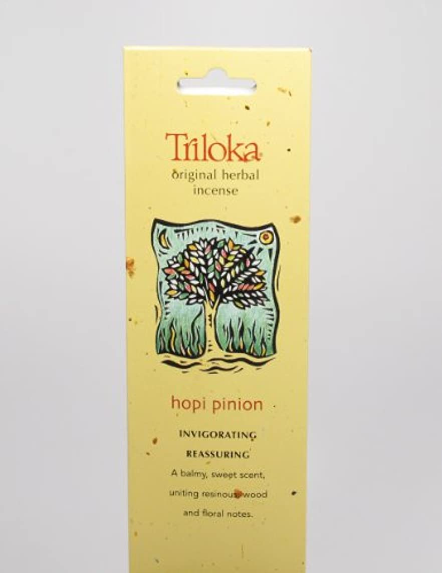 時代生命体マイクロHopi Pinon – Triloka元Herbal Incense Sticks