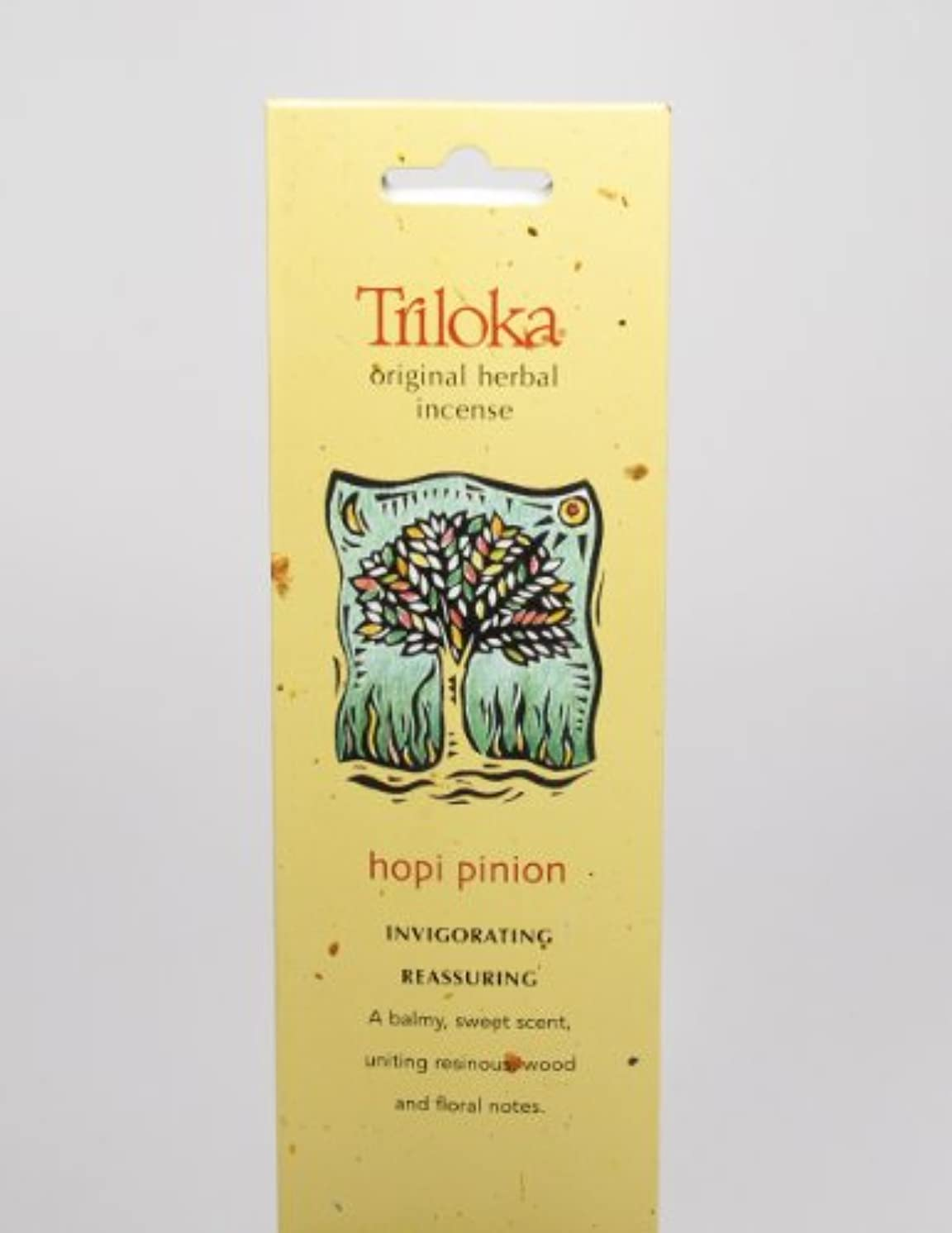 Hopi Pinon – Triloka元Herbal Incense Sticks