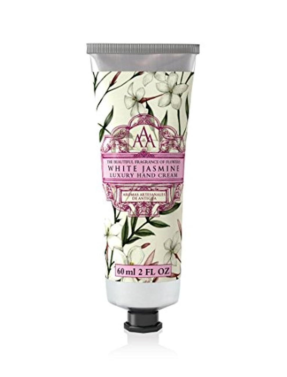 杖法律により収束クルトンヒルファーム ハンドクリーム ホワイトジャスミンの香り 60ml